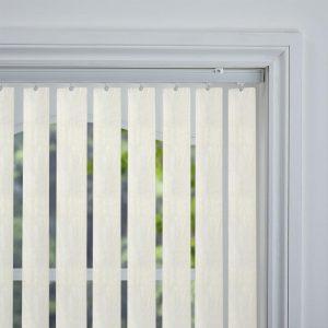 amari-blackout-cream-rigid-pvc-89mm vertical blind-closeup