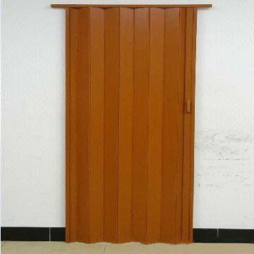 pvc pintu lipat anti rayap