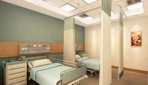 Memilih Gorden Rumah Sakit Dnexs Elite Anti Darah