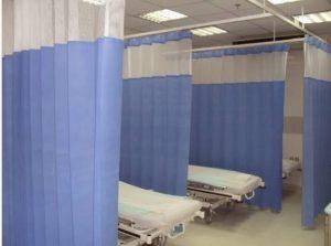 jual tirai anti darah rumah sakit murah